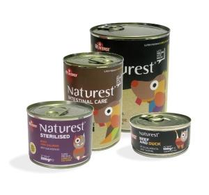 Naturest - Petinterst - κονσέρβες - Pets wet food cans