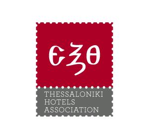 Thessaloniki hotels association, Logo