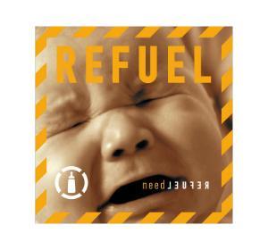 REFUEL - Σχεδιασμός λογοτύπου, εταιρικής ταυτότητας, ιστοσελίδας & γραφικών περιβάλλοντος χώρου