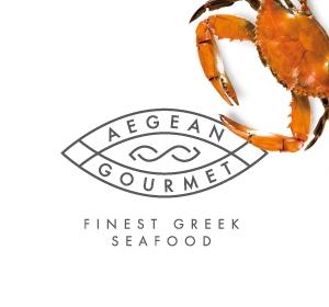 Aegean Gourmet Finest Greek Seafood logo